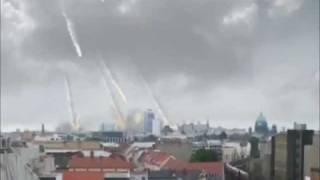 Asteroideneinschlag auf Berlin - Weltuntergang durch einen Meteoriteneinschlag im Jahre 2012?