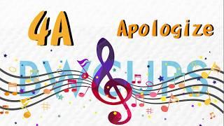2018-2019 年度班際歌唱比賽 4A班