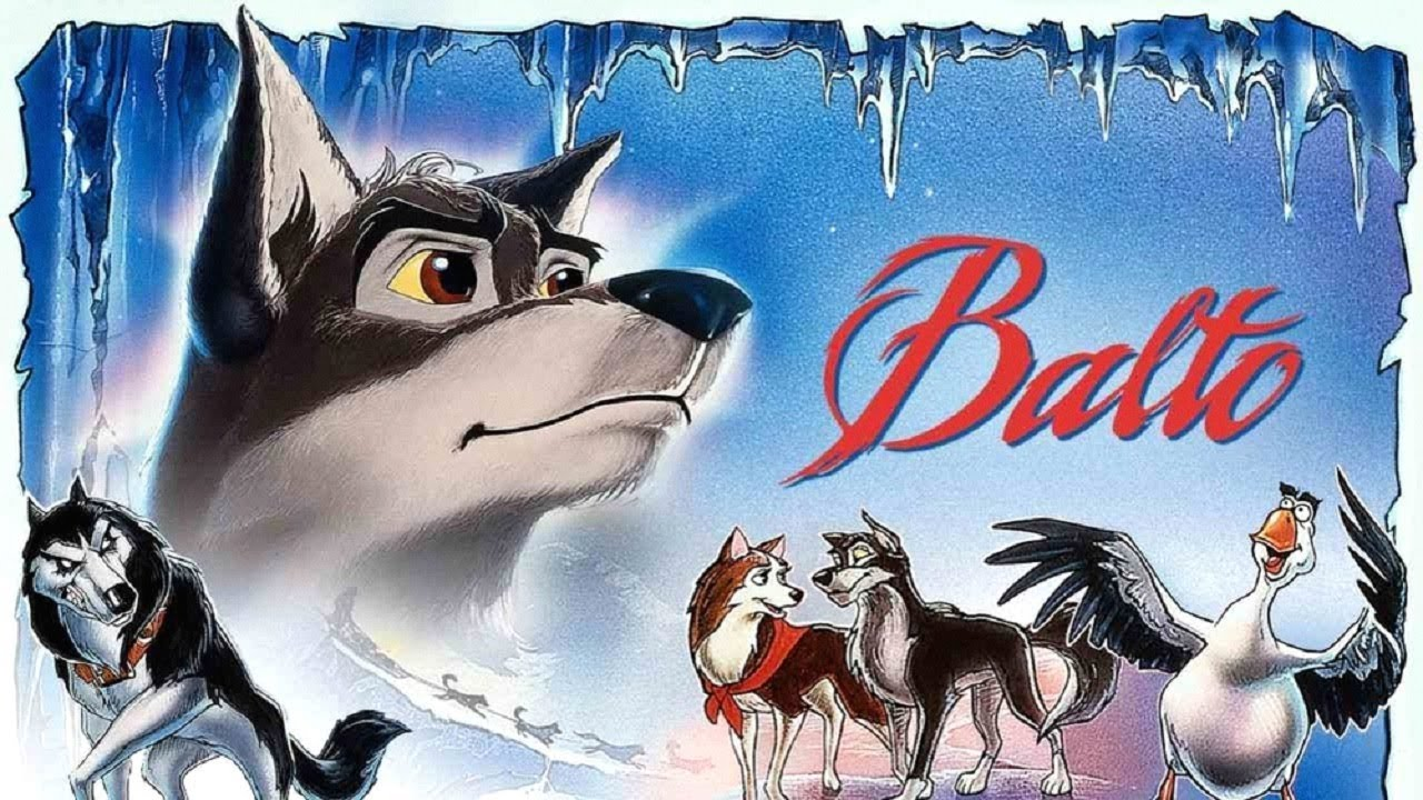 Download Balto (1995) Movie Live Reaction!   First Time Watching!   Livestream!