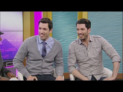 'Property Brothers' stars chat about Las Vegas project on Valley View Live!