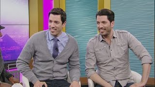 Property Brothers stars chat about Las Vegas project on Valley View Live!