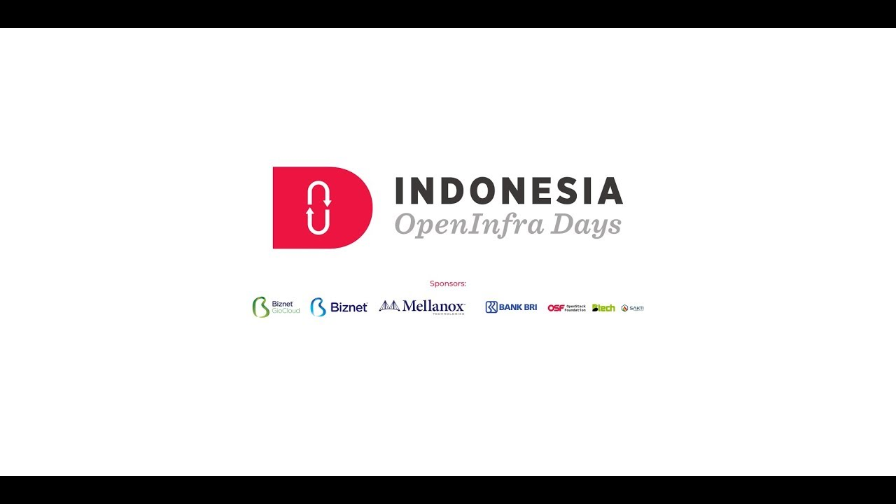 Download Highlight Indonesia Open Infra Days 2019