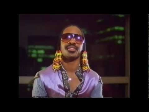 Stevie Wonder Talks About Blindness