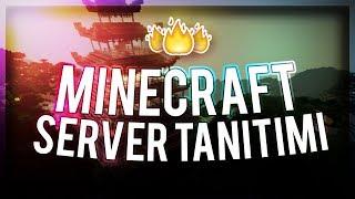 minecraft server tanıtım