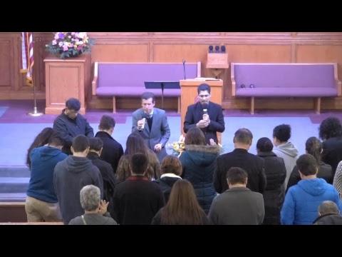 "2-27-2018 ""Encuentros Con Dios,"" Dr. Fernando Lux; Iglesia Adventista Hispana de Mountain View"