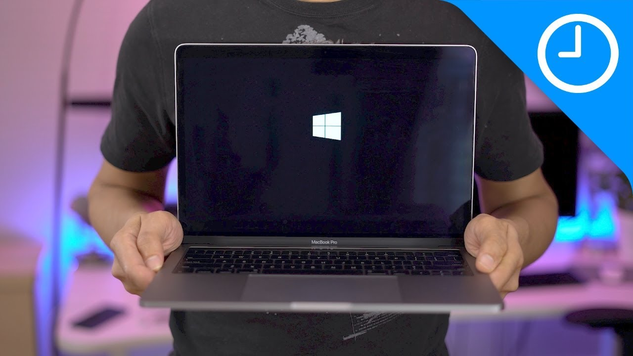 How to install Windows 28 on your Mac using Boot Camp Assistant