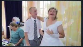 Невеста мочит на свадьбе Муж попал Ржака