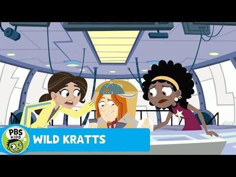 WILD KRATTS   Gourmand's Dinner   PBS KIDS