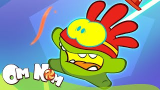 Download Om Nom Stories - Zombie Om Nom | Season 9 | Full Episodes | Cut the Rope | Cartoons for Kids Mp3 and Videos
