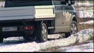 Наши тесты - Volkswagen Transporter - Линейка грузовых и специальных машин, часть 1
