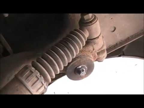 Пежо 206 ремонт задней балки видео