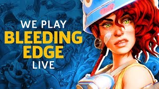 Let's Check Out Bleeding Edge's Closed Beta