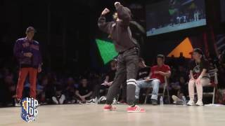 BGIRL BATTLE HIP OPSESSION 2017