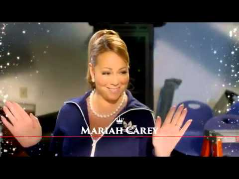 Mariah Carey - A Christmas Melody (Trailer) - YouTube