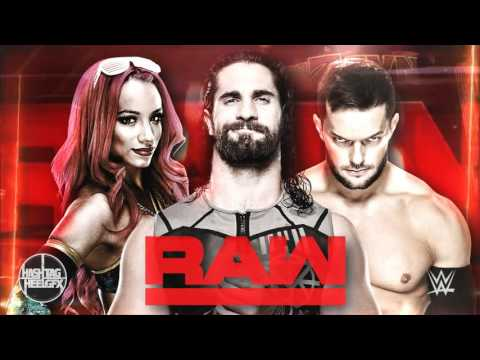"2016: WWE Monday Night Raw 14th & New Theme Song - ""Enemies"" + Download Link ᴴᴰ"