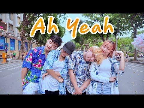 [KPOP IN PUBLIC CHALLENGE] WINNER – AH YEAH(아예)| DANCE COVER BY FIANCÉE Ft TADATEAM Ft XFIT| VIETNAM