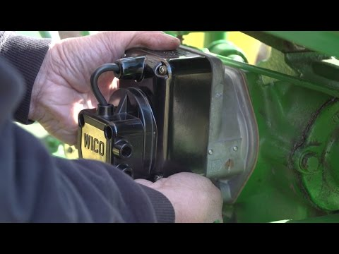 Installing And Timing A John Deere Wico Magneto