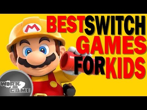 Best Nintendo Switch Games To Play With Your Kids