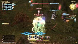 Final Fantasy 14 Gameplay Primer