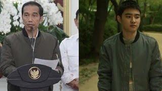 Jaket Jokowi Kembali Viral