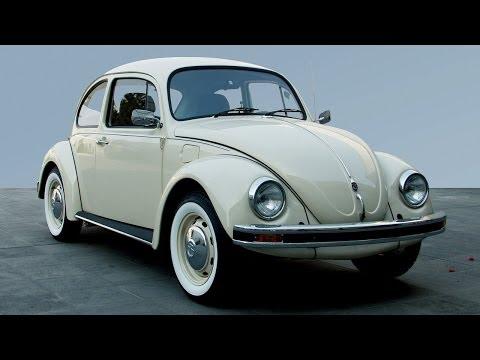 La historia del Volkswagen Escarabajo