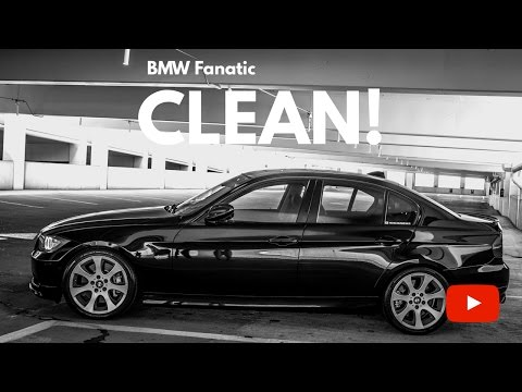 BMW N54 Burger Tuning DCI Cleaning & Oiling DIY! Easy!