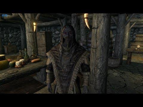 Skyrim Mods: Savos Aren Follower (XBOX1/PS4/PC)