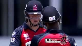 Highlights Match 13: Trinidad and Tobago Red Steel v Jamaica Tallawahs