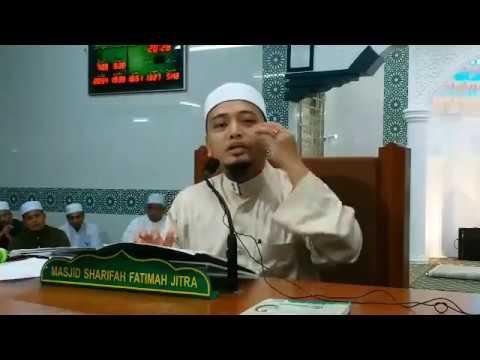 """""""Wahabi, Dimanakah Mudharatnya.""""   Ustaz Wadi Annuar"""