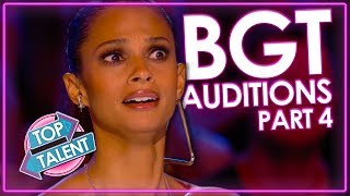 Britain's Got Talent 2019 | Part 4 | Auditions | Top Talent