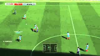 PES 2014 GAMEPLAY PC | BY DANNITHOZ