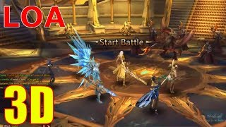League Of Angels 3 Gameplay | LOA III 3D Gaming | PC Gaming | Desi Gamer | TSLORTHY