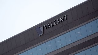 Valeant Says It's Under Investigation by SEC
