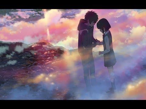 Nandemonaiya Mitsuha Version  Lyrics ( Romaji + Indonesian ) Ending Kimi No Nawa RADWIMPS - なんでもないや