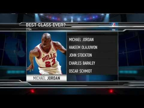 Which Draft Class is the best of all time? #TheHangout