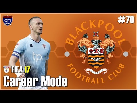 FIFA 17 Blackpool Road To Glory: Rapat Awal Musim Ketiga #70 (Bahasa Indonesia)