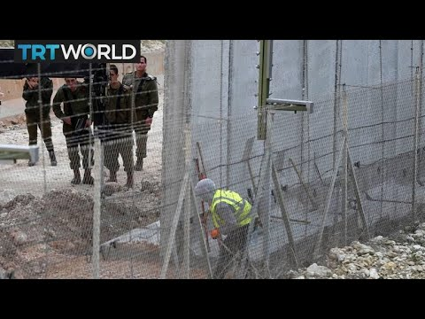 Lebanon Border Wall: Border Dispute With Israel Continues