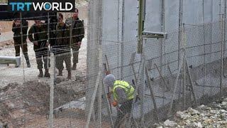 Lebanon Border Wall: Border dispute with Israel continues