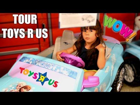 Tour Toys R Us Florida