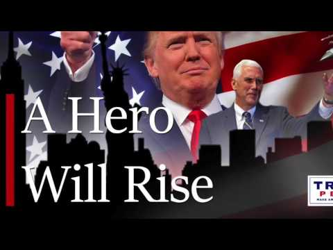 God Bless Trump & the USA - Make America Great Again Song - Dana Kamide