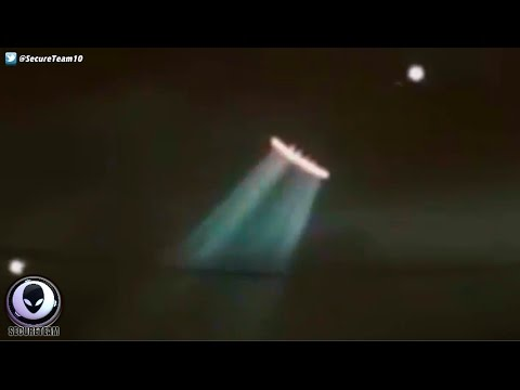 ALIEN Technology Tested Over France? 5/3/17