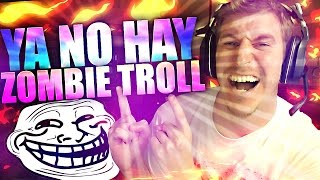 YA NO HAY ZOMBIE TROLL! | INCIDENT CUSTOM MAP BO3