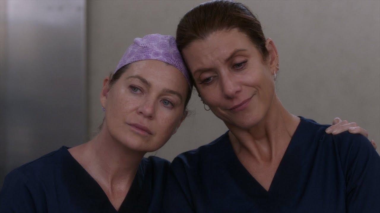 Download Meredith and Addison Talk About Derek - Grey's Anatomy