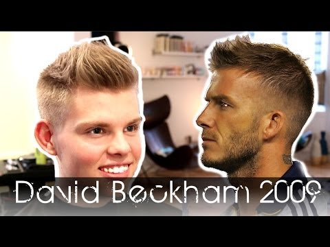David Beckham 2009 Re Invention How To Use By Vilain Silver Fox