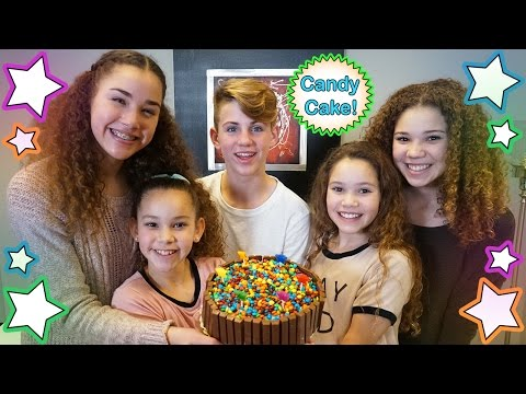 MattyBRaps 14th Birthday Cake!