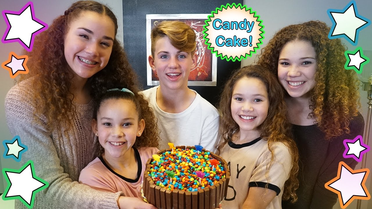 MattyBRaps 14th Birthday Cake