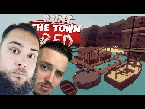 Prison Pirate Party | Paint the Town Red