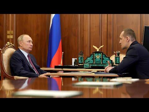 Гаражная амнистия. Путин обсуждает законопроект