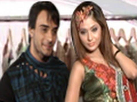 Sara Khan and Angad Hasija Walk The RAMP for ROHIT VERMA