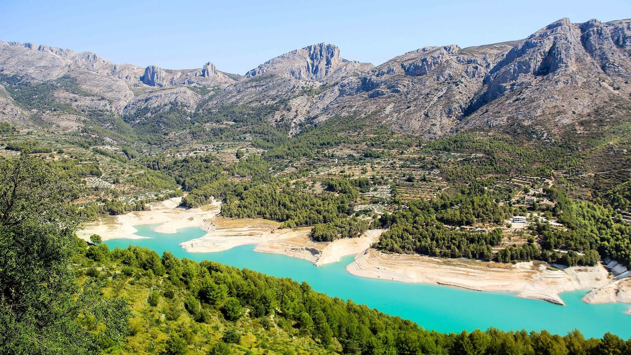 Guadalest amazing views most visited place in spain youtube for Watches of spain